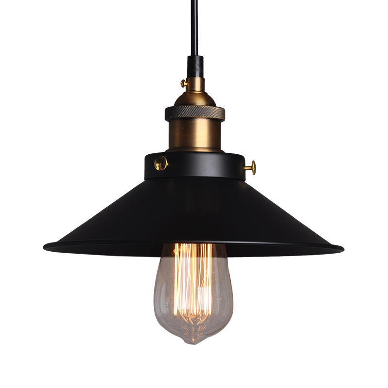 High quality pendant lighting vintage european style industrial hanging lighting