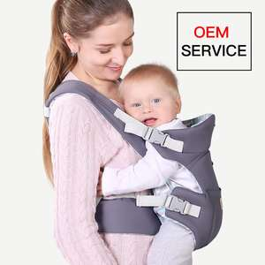 Manufacturers Ergonomic Hipseat Baby Carrier Front Back Hiking Adjustable Adult Sling Wrap for Carrying Newborn