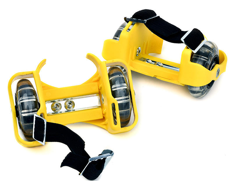 Hot Selling Sports Inline Roller Skates Outdoor Street Flashing Roller Adjustable with 2 Wheels