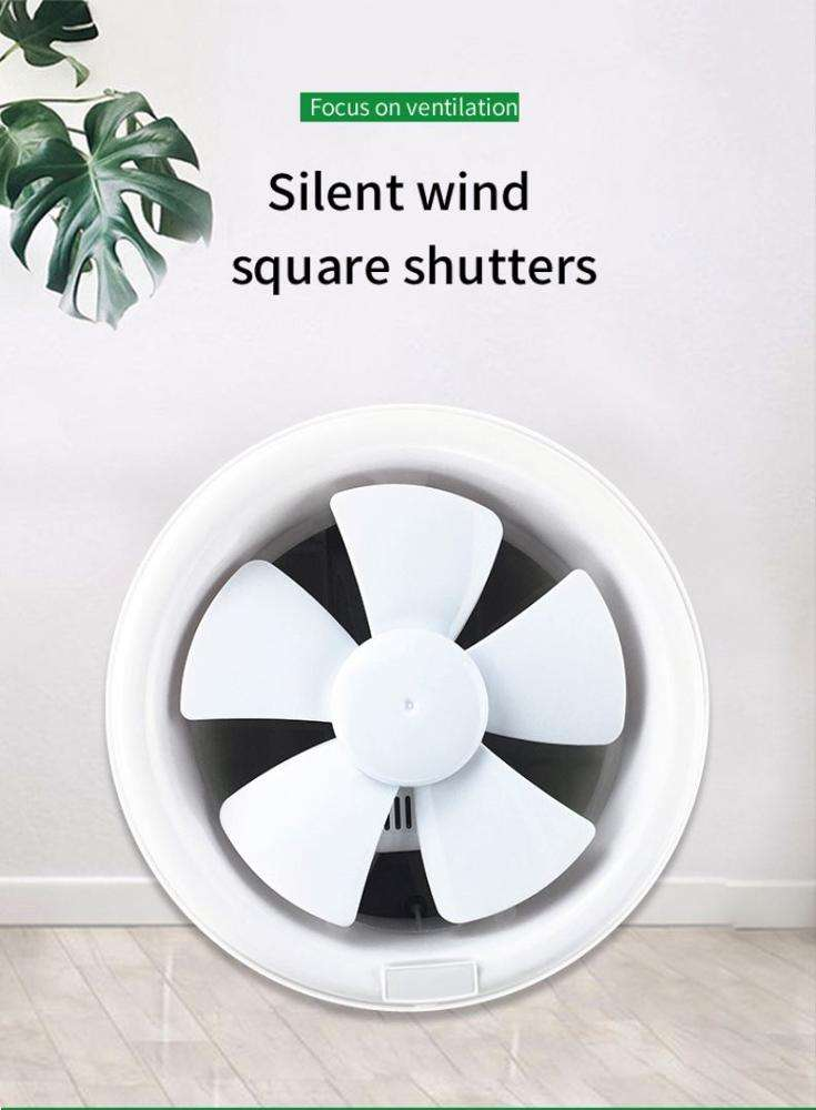 Wattage High Speed Mini Mounted 1000 Cfm Exhaust Fan For Kitchen
