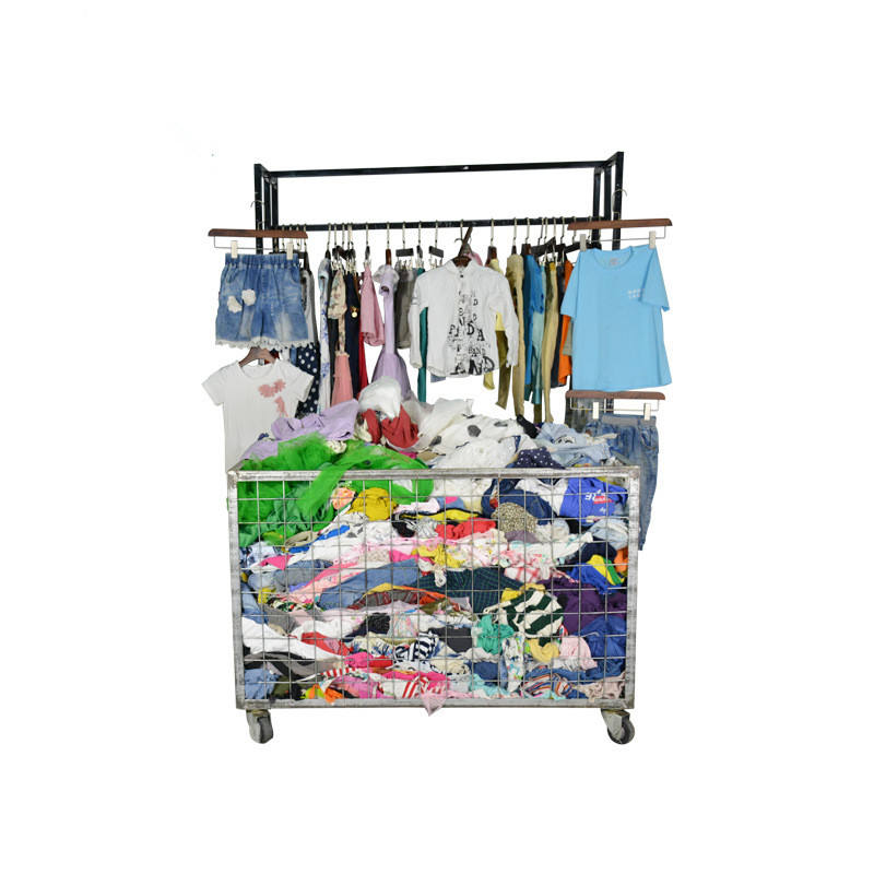 Nice quality kids summer clothes wholesale baby clothes second hand used children clothes