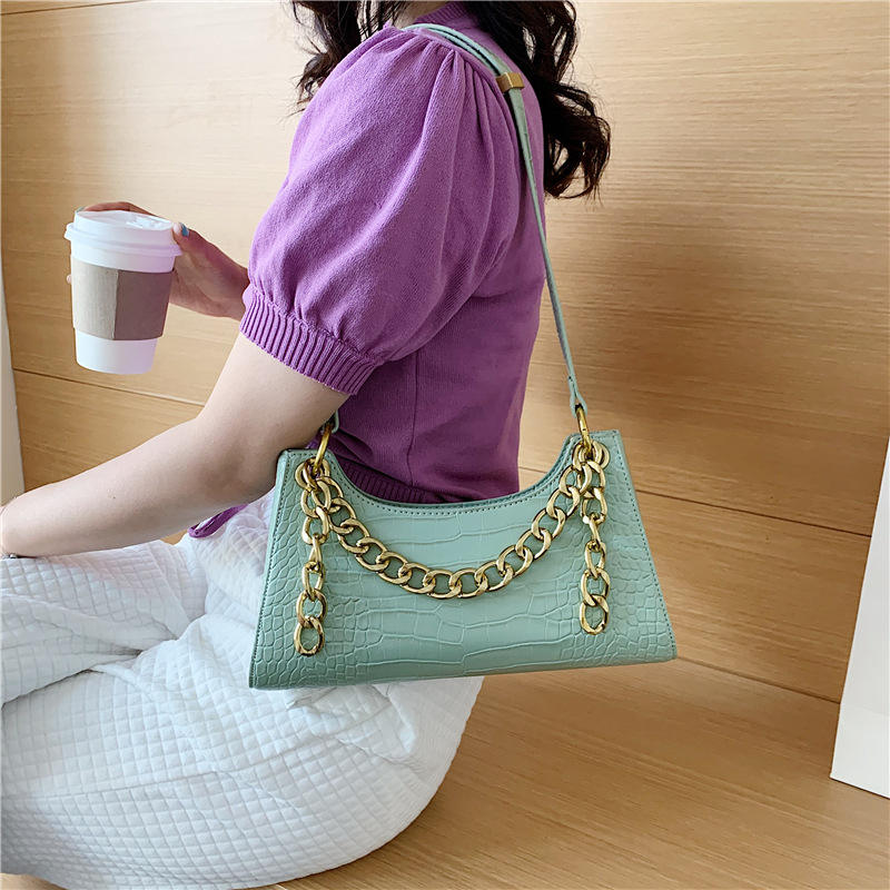 2020 New High Quality custom New design shoulder bag women hand bag set with great price
