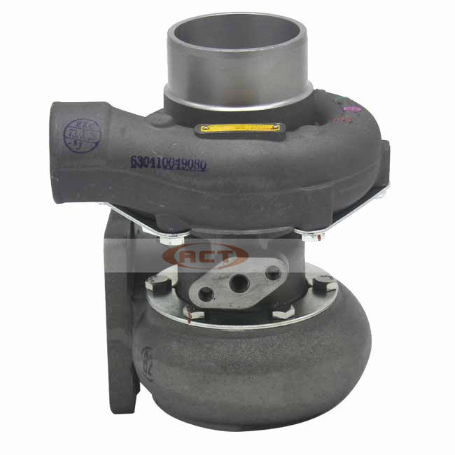 Hot selling mechanical parts PC200-5 6D95 turbocharger 6102-81-8210