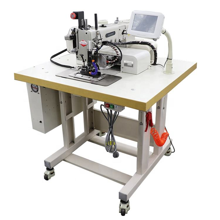 Industrial Cnc Pattern Computerized Automatic long bed sewing machine