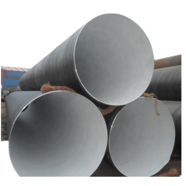 Seamless Carbon Steel ASTM A53 GR B Schedule 40 Black Steel Pipe