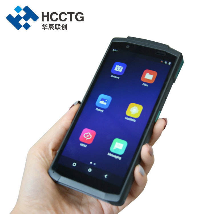 5.7 Inch android payment mobile pos terminal credit card machine with screen HCC-CS20