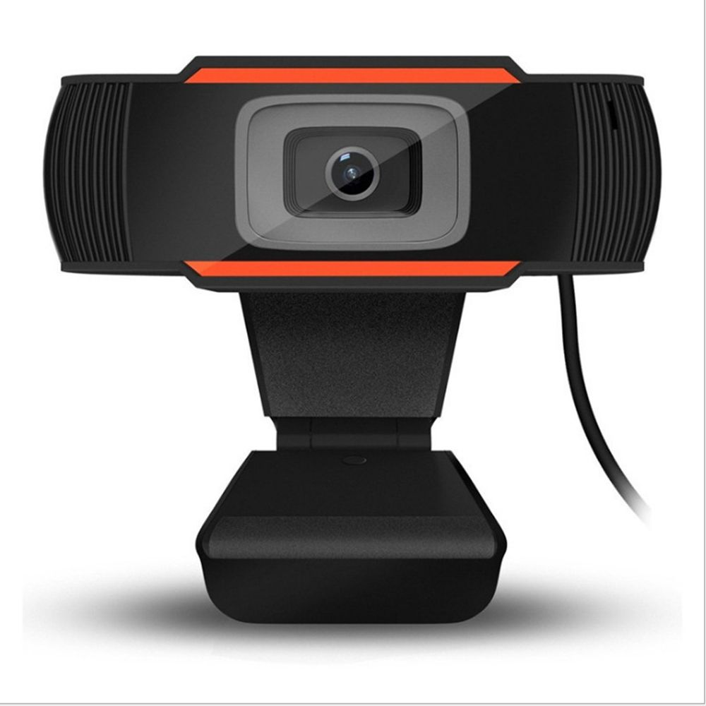 Hot Sale HD Webcam USB Camera Video Recording WebCamera with Microphone For PC Computer