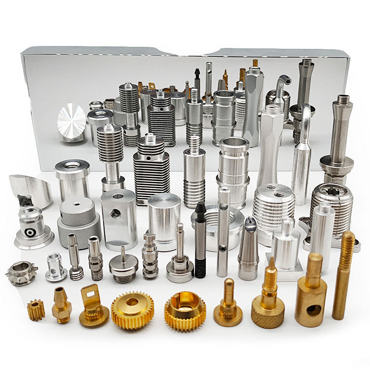 best selling products 2020 in usa customize mini cnc auto lathe machining parts with drilling