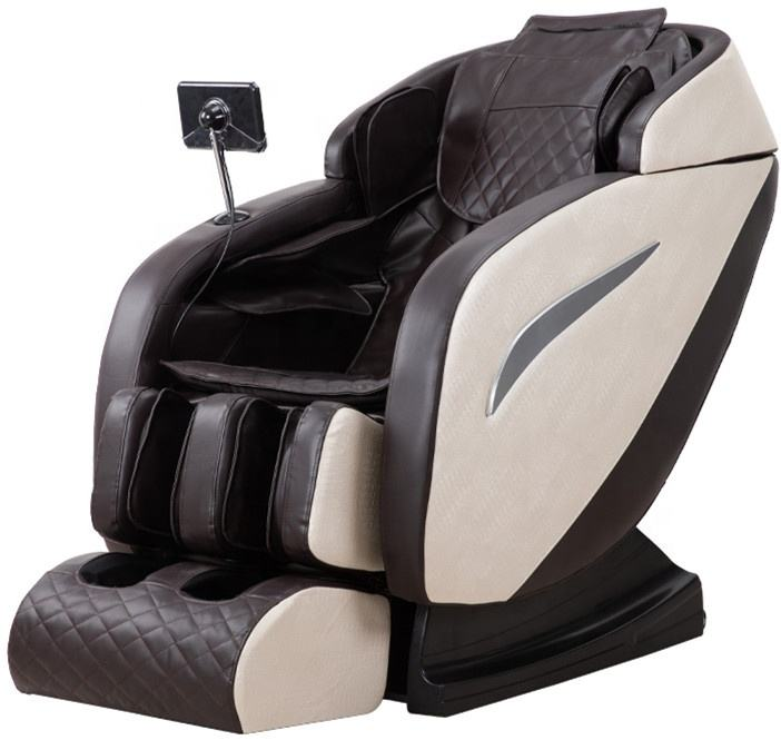 Intelligent Cheap Massage Chair Zero Gravity with Big Screen Controller