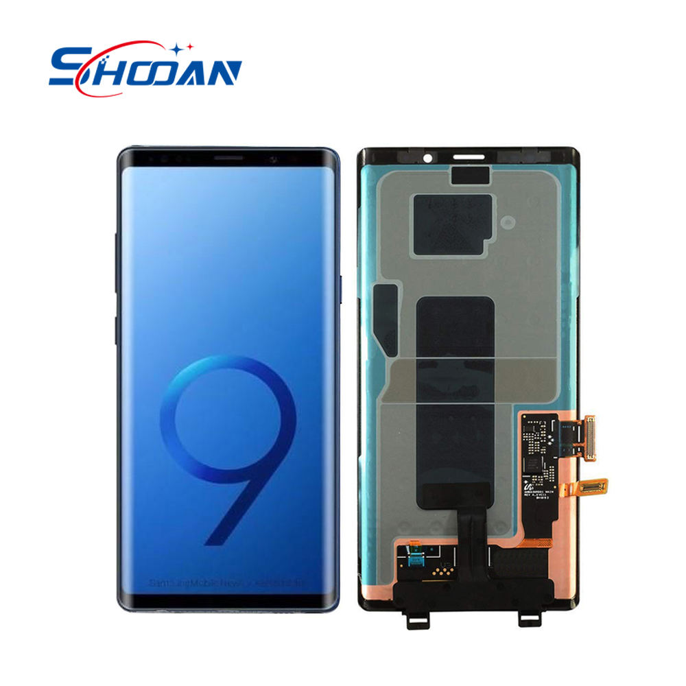 "Original OLED 6.4"" For SAMSUNG GALAXY Note 9 N9600 LCD Screen Display with Touch Digitizer Assembly"