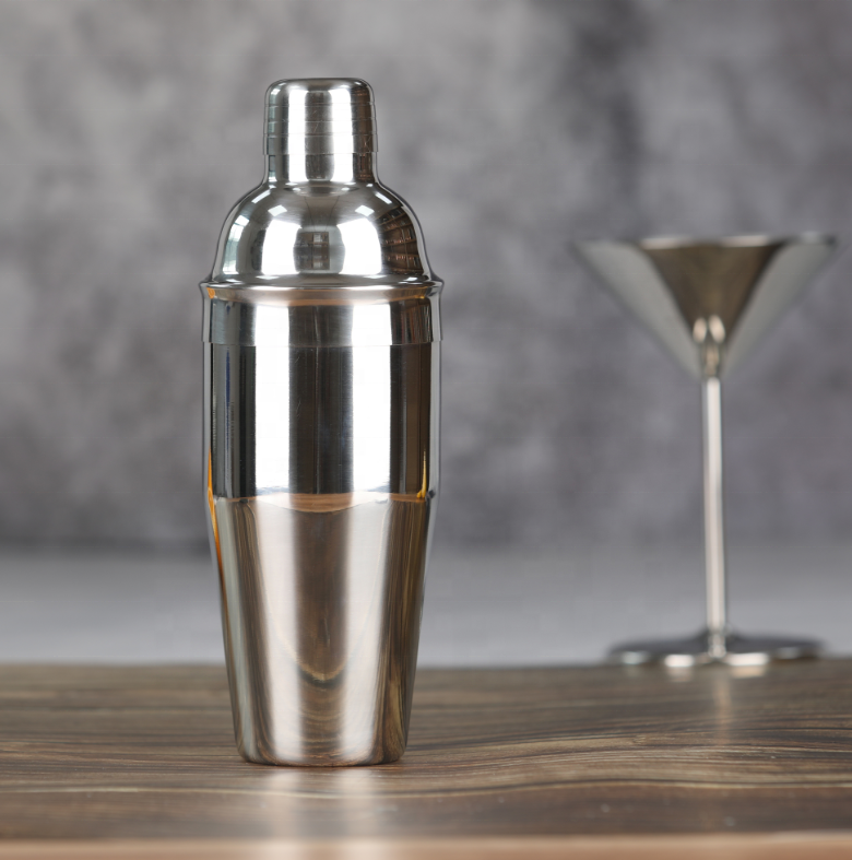 750ml Standard Capacity Cocktail Shakers Stainless Steel Cocktail Shaker Shaker Cocktail