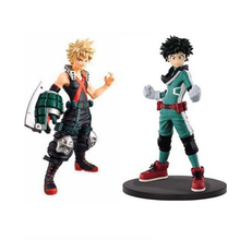 UFOGIFT  Boku no Hero Academia Figure Katsuki Bakugou Deku Figure My Hero Academia Action Figure