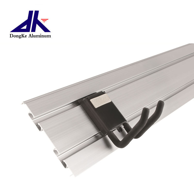 6063 T5 <span class=keywords><strong>aluminium</strong></span> <span class=keywords><strong>slatwall</strong></span> inserts profiel voor display stand