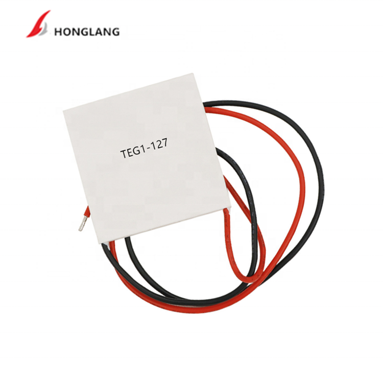 High Temperature Peltier Module,Thermoelectric Power Generation Module,TEG-241-40-40-250