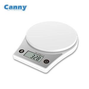 Canny Wholesale5kg/1g LCD Digital Electronic Kitchen Food Weighing Scale
