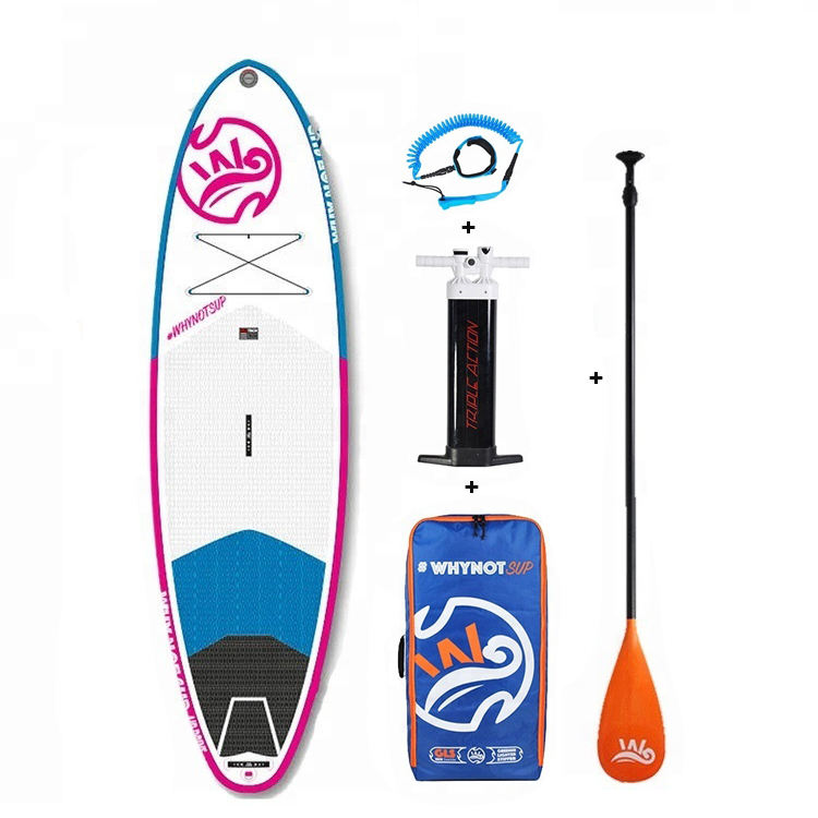Stand up Paddle sup gonflable + pagaie + sac + pompe SUP Package