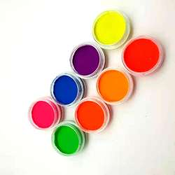 professional UV Colors Water Based Makeup Neon Face Paint Cake