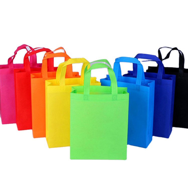wholesale personalized pla biodegradable pp nonwoven fabric tnt shopping tote bag, woven bag manufacturer