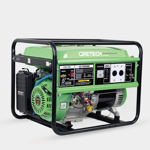 JL6500G/E Factory Direct High Quality natural gas generator portable generator