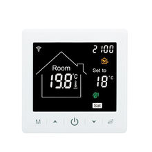 Oshland M2 wifi heating room thermostat digital weekly circulation