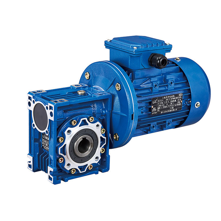 For Construction Works [ Gearbox Motor ] Gearbox Motor Worm Gearbox With Electric Motor