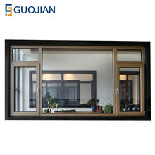 Upvc Inward casement window with fixed panel