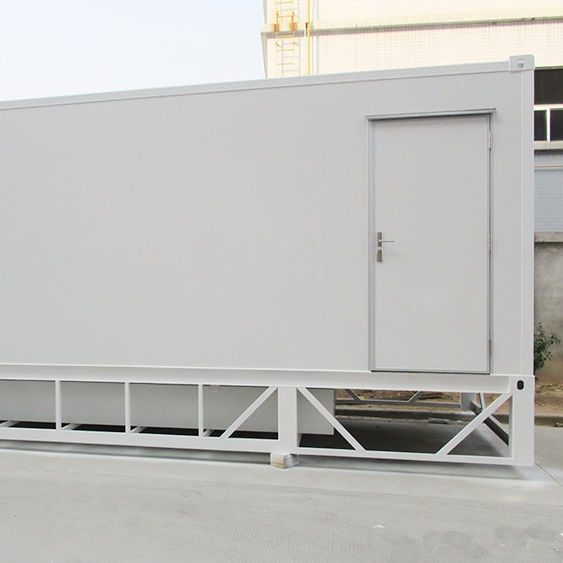 Factory Direct Supply washing room Ready to Go Toilets Bathroom Prefab Portable removable Toilet Bathroom