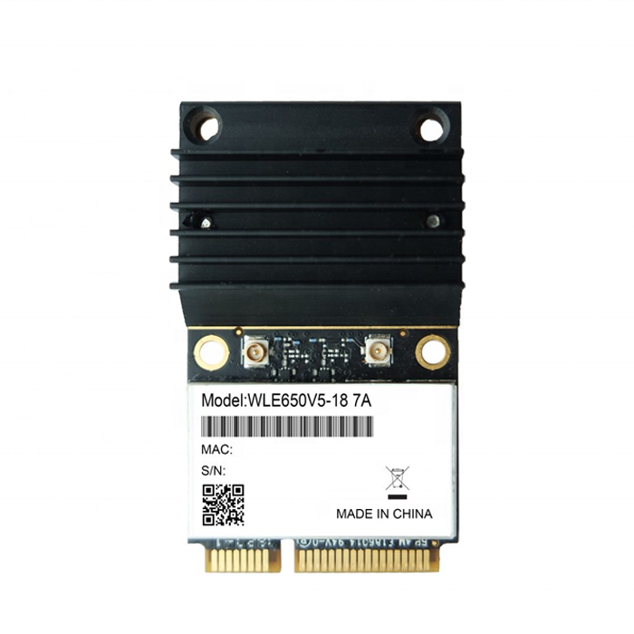 Wifi Card Qualcomm Atheros WLE650V5-18 SINGLE BAND 5.8GHZ 2x2 MIMO 802.11AC WAVE 2 Wireless Module