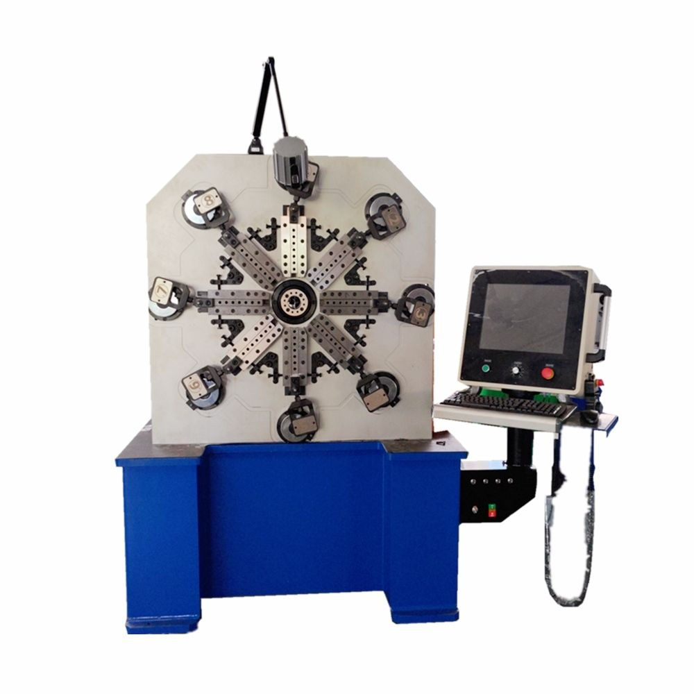 YFmachine CNC-1045 Hot Sale New Large Automatic Double Hook Chain Making Machine