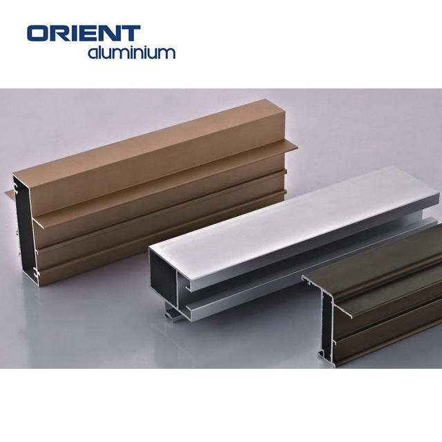Profile of Aluminum, High Quality Extruded Aluminium, Extruded Profile of Aluminum