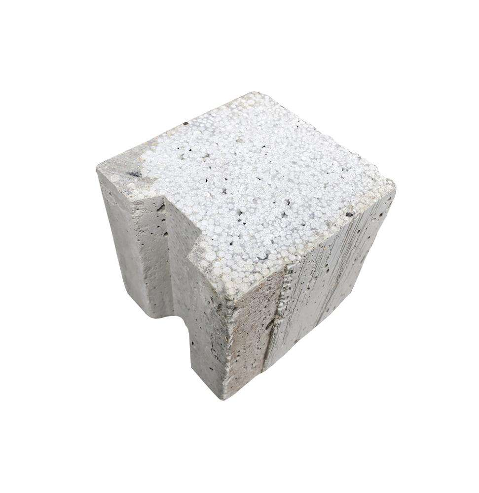 Light weight heat resistant EPS cement external sandwich wall panel