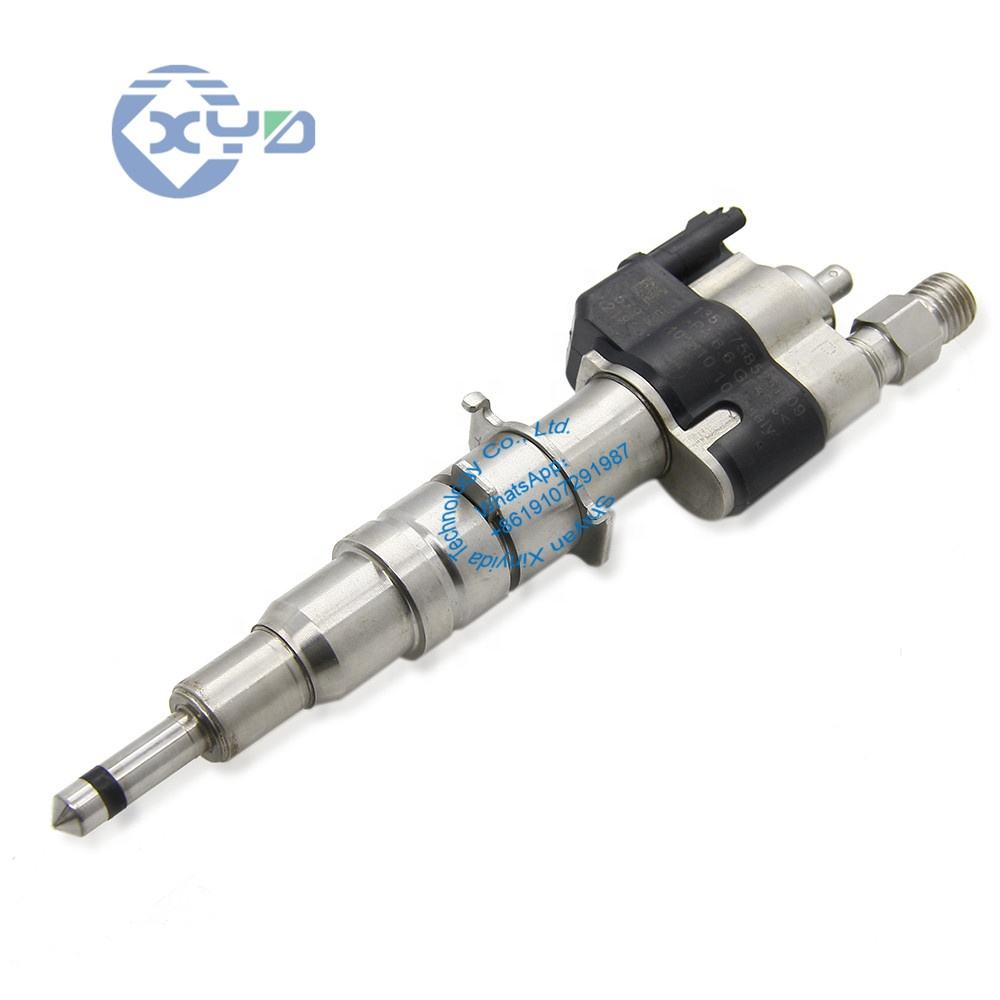 XINYIDA High quality Injector 13537585261 13537589048 For 135 335 550 650 740 750 Z4 X5 X6 E82 E88 E91 E71 F07 F12 F13 Series