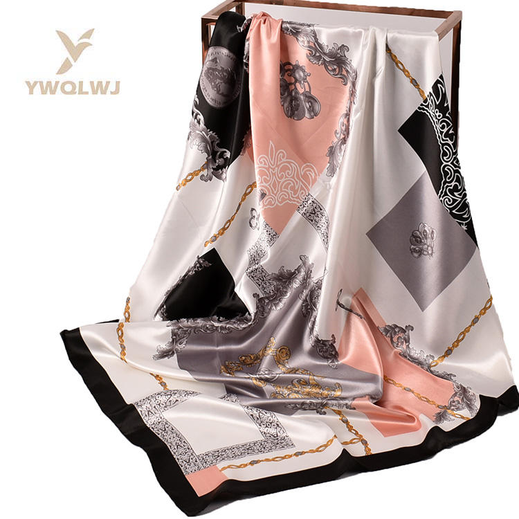 Best Selling Cross-border printed Scarf Winter Made in China Arabic Headscar Women Pashmina Muslim Ladies Scarves Wholesale