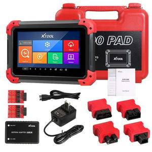 XTOOL X-100 PAD Tablet Key Programmer with EEPROM Adapter Support Special Functions