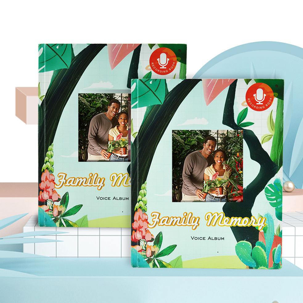 ELETREE 4x6 custom digital cover luxury corporate gifts corporate gift set notebook cooperate gifts vip corporate