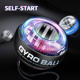 LED wrist ball muscle strength training gyroscope power ball intensifier arm exerciser power ball home gym workout fitness equip