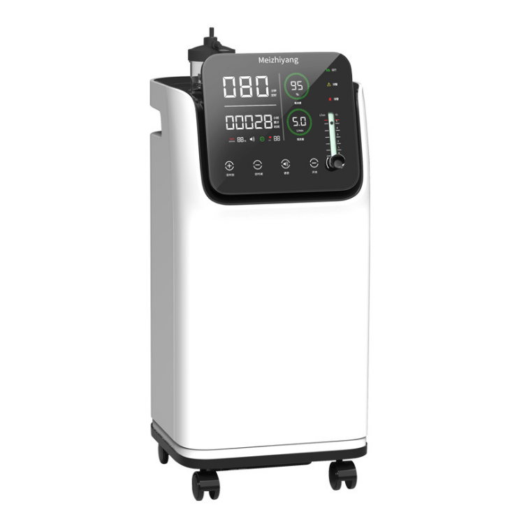 5 Liters Portable Oxygenerator 96% High Purity Mobile Oxygen Generator