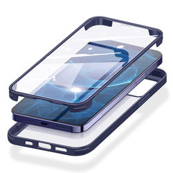 2020 OEM hot selling  tempered glass phone case phone cover  phone 12 case