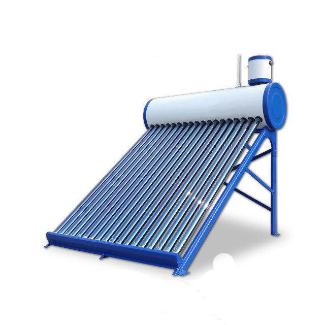 200l non pressurized colour steel solar water heater for pool
