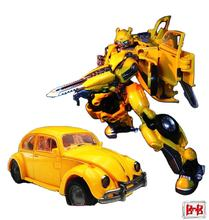 Transformed Black  Bumble SS18  bee Enlarge Movie Version  MPM07 Figure Toys
