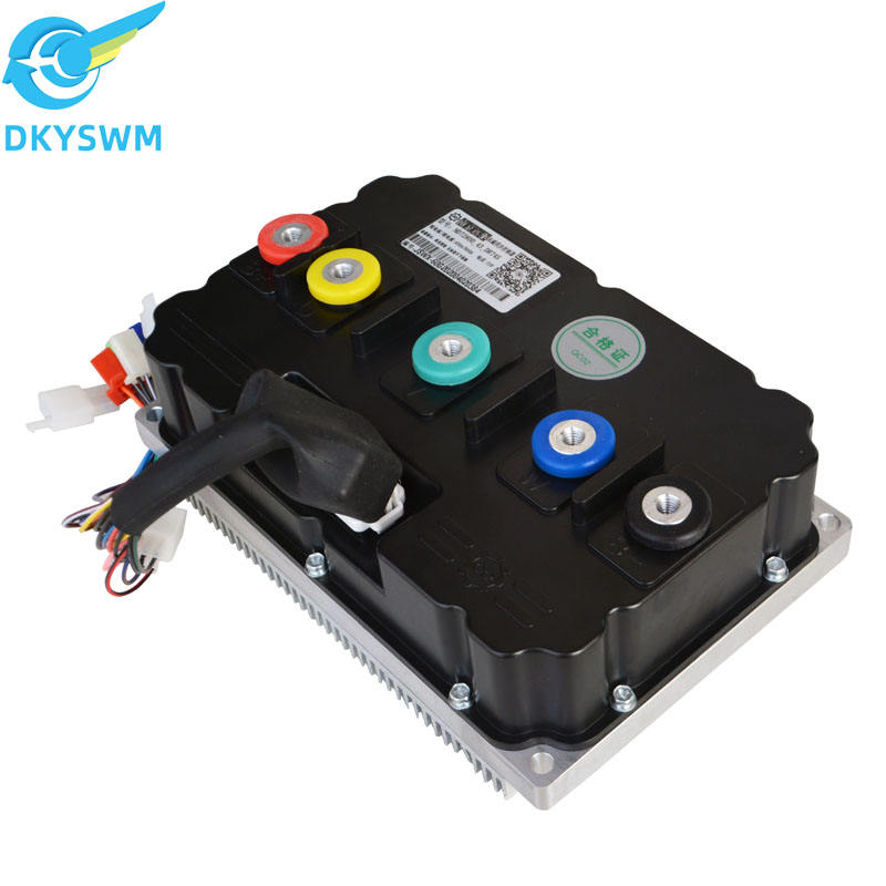 60V72V96V15KW28KW38KW intelligent brushless dc motor controller is suitable for large motorcycle electric vehicle drive