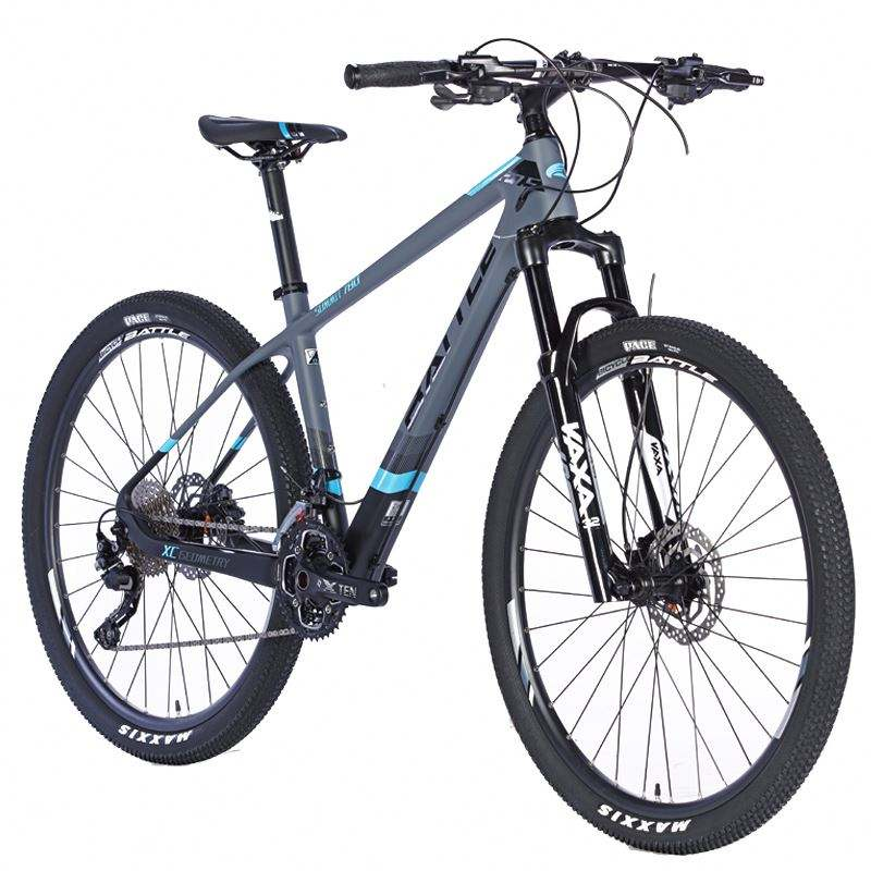 BATTLE oem 2021 bycycles enterprising cheap 27.5 carbon fiber full suspension bike mountain