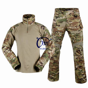 Frog Suit Field Combat Uniform Military Tactical Army Camouflage Suit
