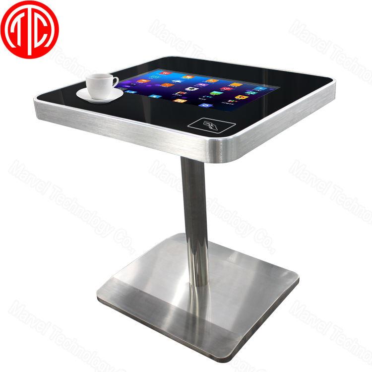 Ristorante tavolino touchscreen <span class=keywords><strong>LCD</strong></span> video game guardare tavolo