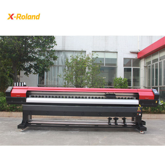 X-Roland 3.2m large format digital flex printing machine