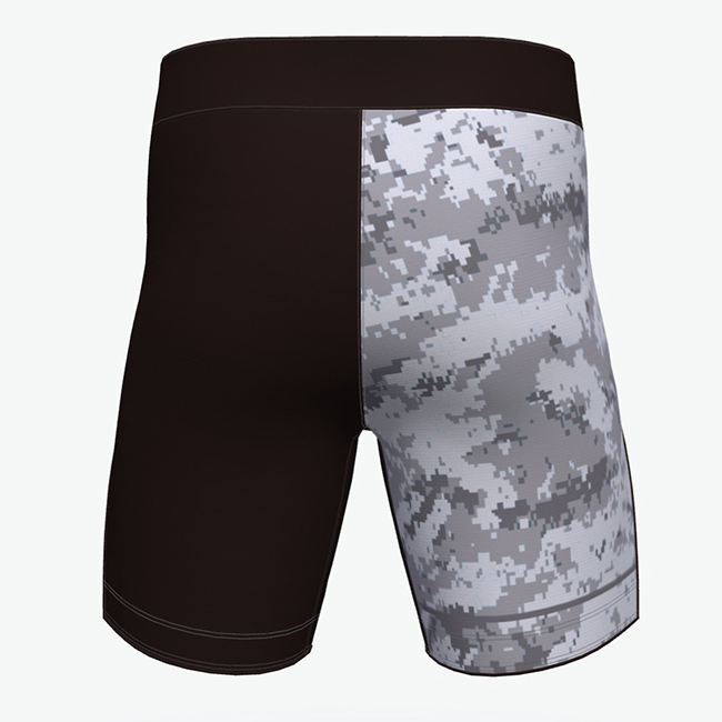 2020 Wholesale Stretch blank grappling shorts Custom Make Your Own Sublimated camos MMA Shorts