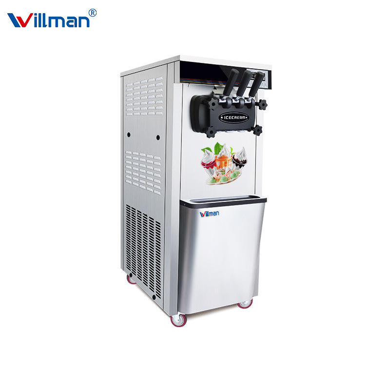 2019 Vendita Calda Attrezzature Spuntino Mini In Acciaio Inox Freestanding Commerciale <span class=keywords><strong>Macchina</strong></span> <span class=keywords><strong>per</strong></span> <span class=keywords><strong>Gelato</strong></span> Soft