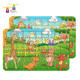 Mat Hot Sale And Adult China Manufacturer Wholesale Kids Games Personalized Custom Paper 500 Pieces Jigsaw Puzzles For Adults