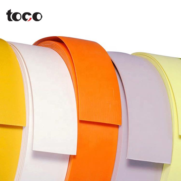 Furniture cover plastic pvc edge banding tape trim