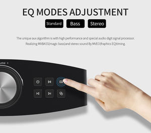 Shenzhen Pabrik 30Watt Shock Stereo Bass Home Theater System Portable Bluetooth Speaker Rumah